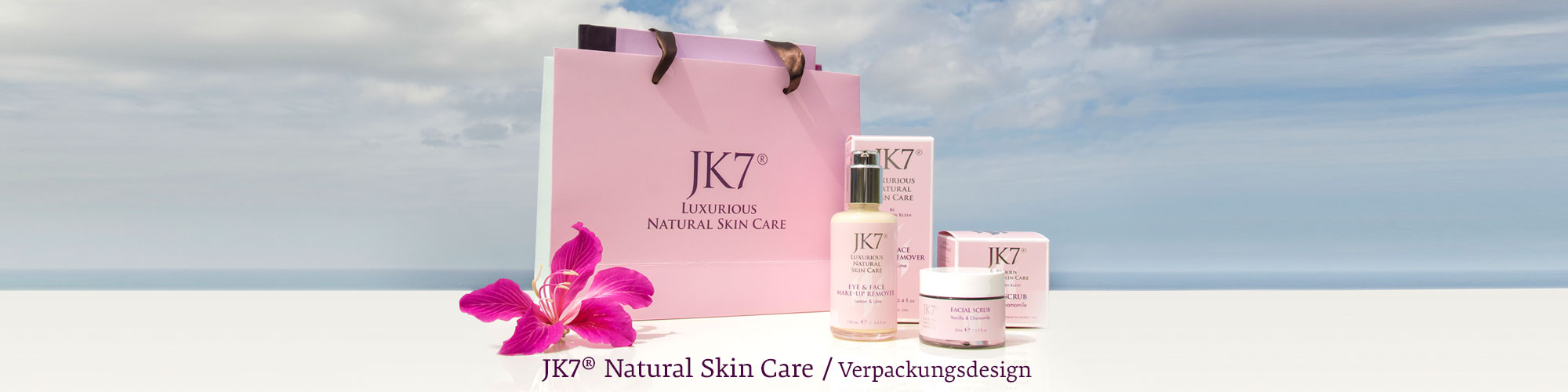 JK7® Natural Skin Care